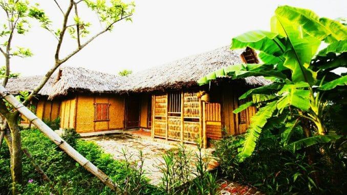 Nhà Chị Dậu biệt thự Vườn Vua