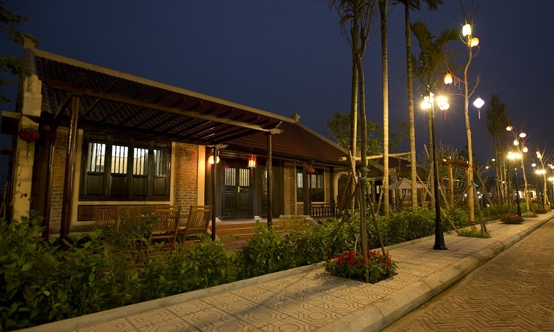 Nhà Phú Ông Biệt thự Vườn Vua