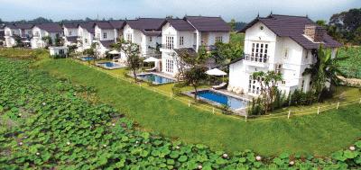 Biệt thự Vườn Vua Phú Thọ Resort & Villas