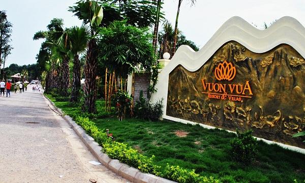 Dự án Vườn Vua Phú Thọ đang là tâm điểm bất động sản nghỉ dưỡng Miền Bắc 2019