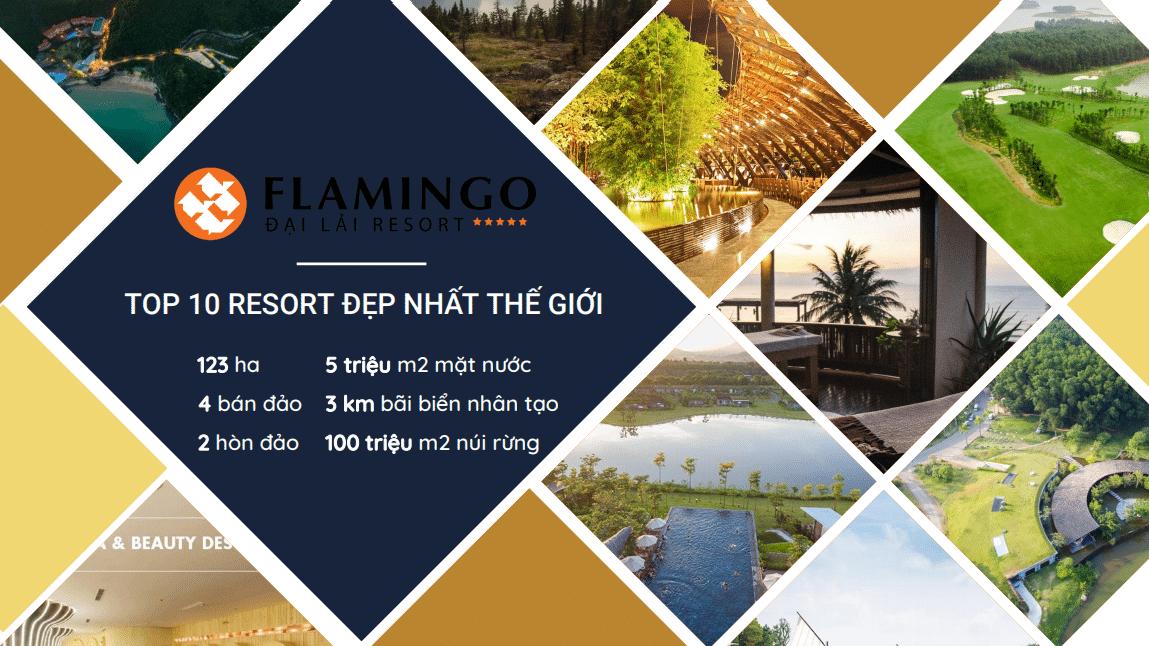 Lý do đầu tư ngay dự án Biệt thự The Legend Flamingo Đại Lải