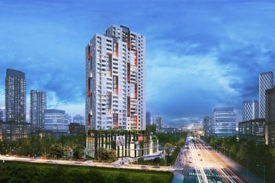 Chung cư Goldsilk City Tố Hữu KĐT Văn Khê – Hà Đông