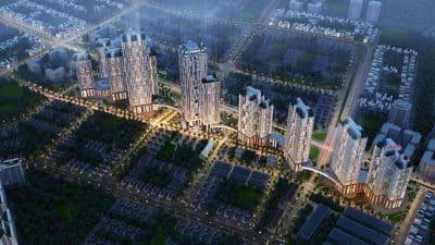 Chung cư Goldsilk City Tố Hữu Văn Khê Hà Đông