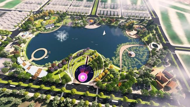 Công viên Thiên văn học cách Dự án Chung cư Goldsilk City Tố Hữu chỉ 0,9 km
