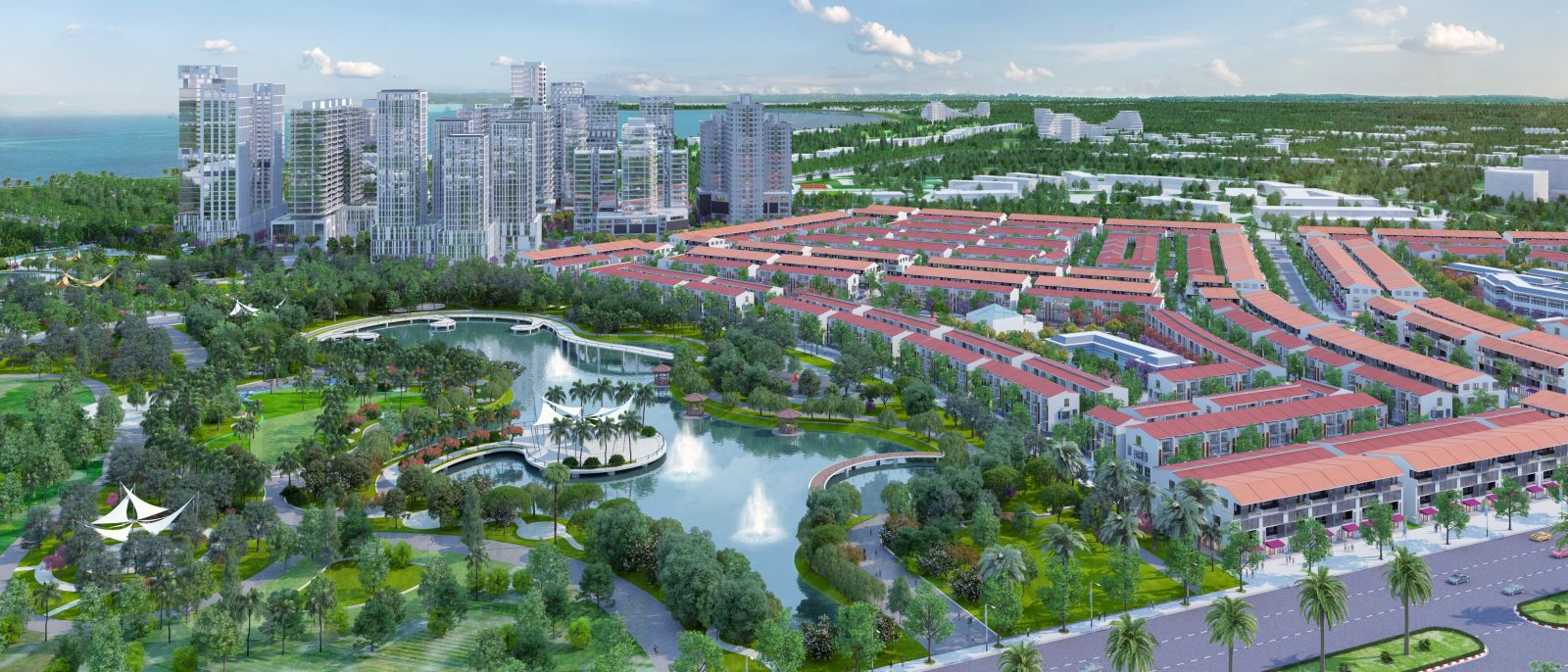 Quy mô Dự án Đất nền Nhơn Hội New City Quy Nhơn