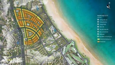 Dự án Đất nền Nhơn Hội New City mặt biển Quy Nhơn – Bình Định