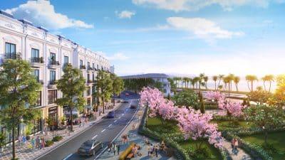 Dự án Green Dragon TTP Cẩm Phả City Quảng Ninh đất nền mặt biển