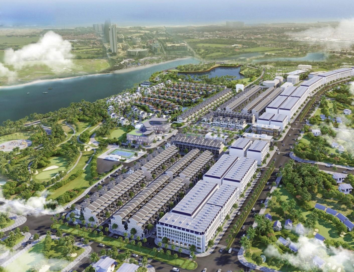 Phối cảnh Dự án Regal One World Regency Đà Nẵng (dự kiến)