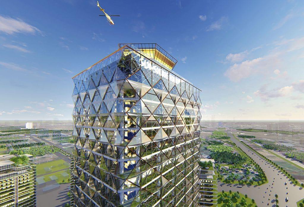 Dự án Sunshine Empire biểu tượng thịnh vượng Việt Nam thế kỷ 21