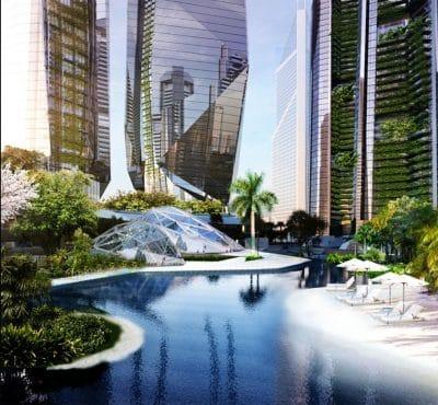 Dự án Sunshine Empire Ciputra tiêu chuẩn 6 sao thượng lưu đẳng cấp