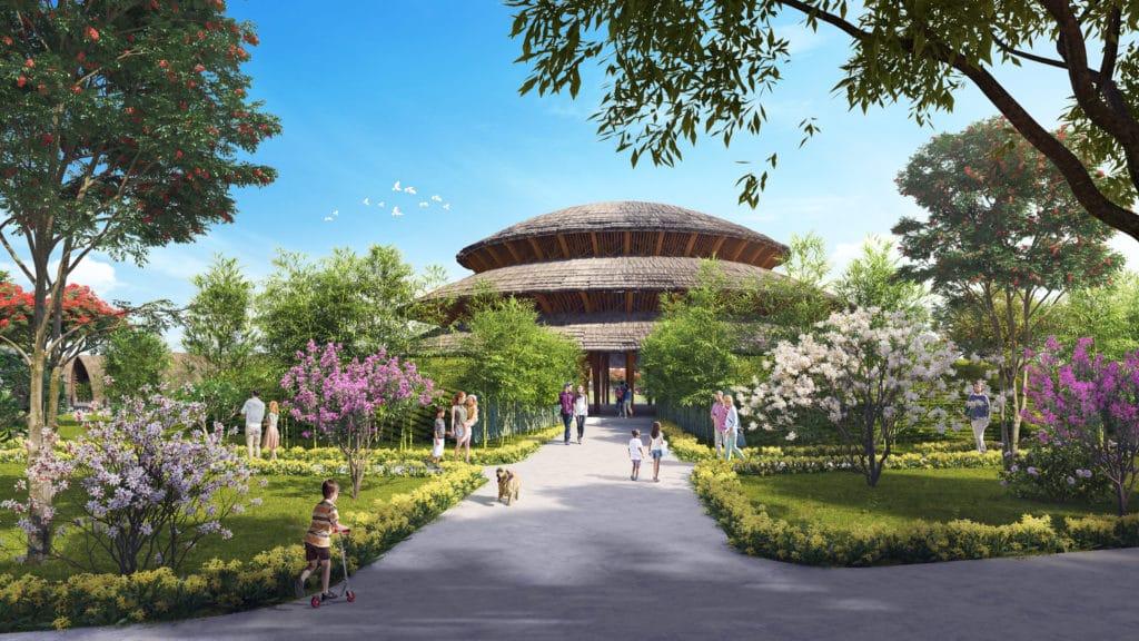 Dự án Vedana Cúc Phương Resort bốn mùa hoa thắm