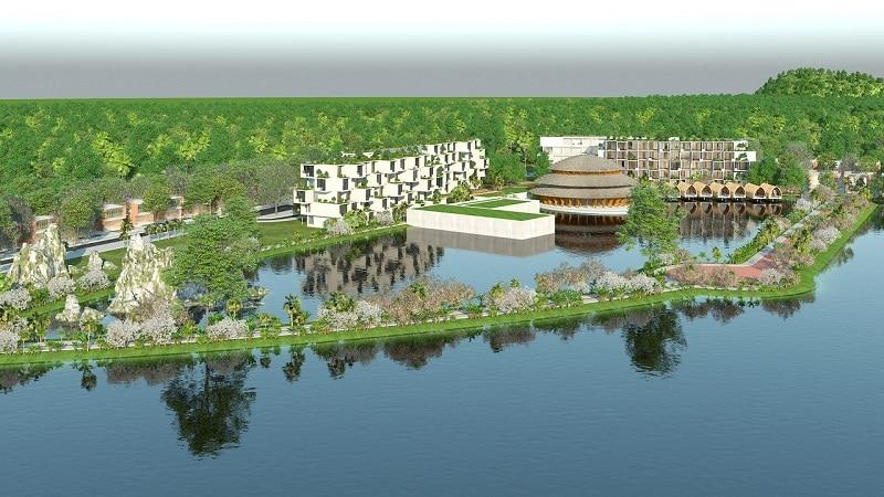 Sản phẩm Biệt thự, Condotel Vedana Cúc Phương Resort đang rất đáng quan tâm