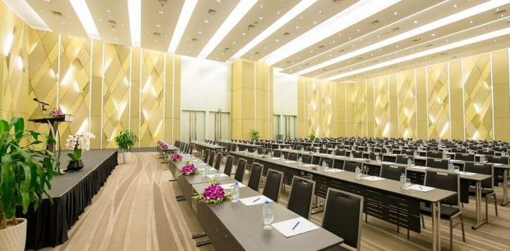 Phòng hội nghị - Khu du lịch Vedana Cúc Phương Resort