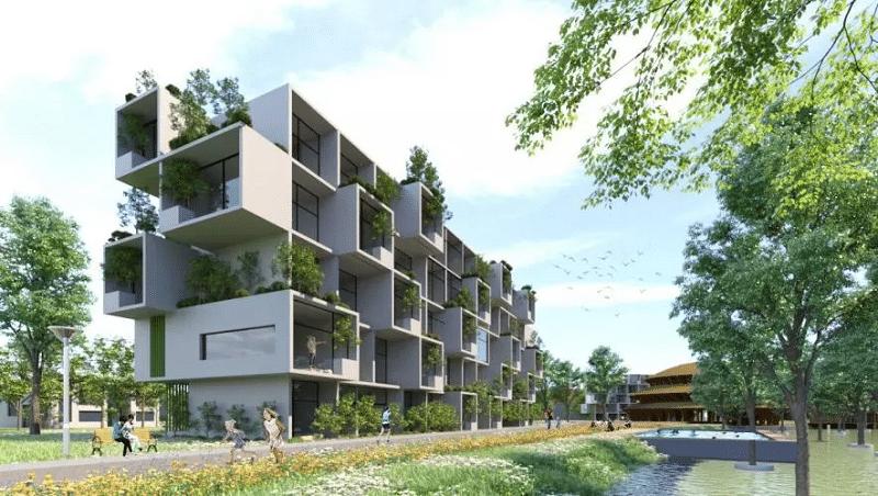 Cơ hội đầu tư nghỉ dưỡng Condotel Vedana Cúc Phương Resort dòng tiền cực tốt