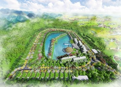 Vedana Cúc Phương Resort siêu phẩm Biệt thự, Condotel, Bungalow