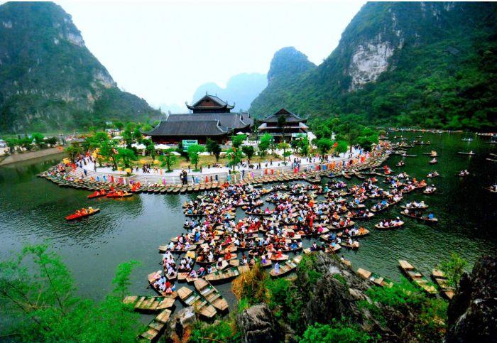 Biệt thự Vedana Cúc Phương Resort hưởng lợi từ thế mạnh du lịch Ninh Bình