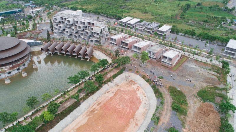 Quý vị được tận mắt kiểm tra chất lượng từng căn Condotel đã xây thô