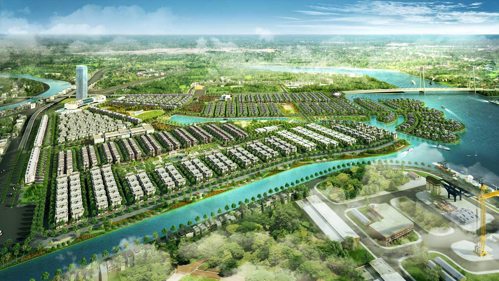 Phối cảnh đề xuất Vinhomes Green Hạ Long - Quảng Yên, Hạ Long