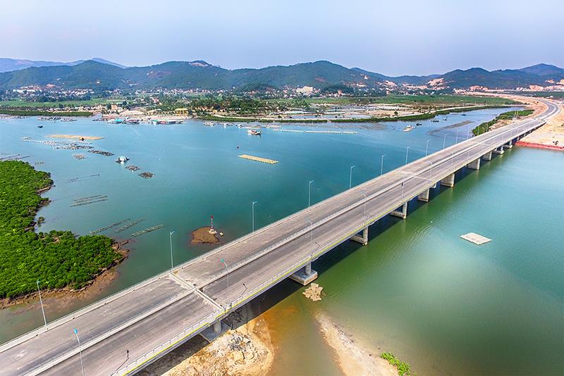 Dự án Vinhomes Green Hạ Long Xanh tận dụng hạ tầng kỹ thuật hoàn thiện