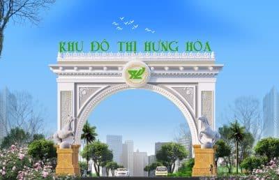 Dự án Khu đô thị Hưng Hòa – Thanh Liêm, Hà Nam quy mô 21,5 ha