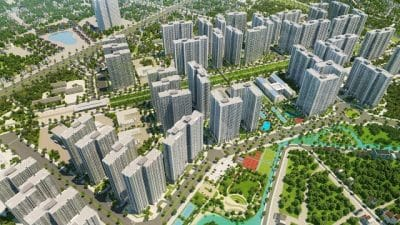 Dự án Imperia Smart City Tây Mỗ một phần của Vinhomes Smart City