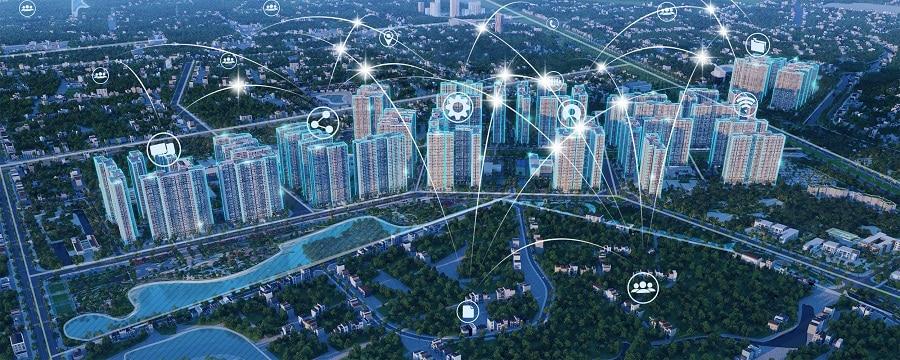 Imperia Smart City là một phần của Vinhomes Smart City năng động
