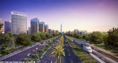Dự án Thành phố Thông minh Bắc Hà Nội – Smart City Đông Anh