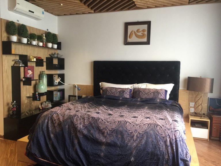 Phòng ngủ nhà mẫu Mipec Rubik 360