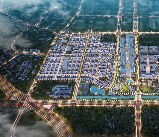 Minh họa Phối cảnh Dự án Vinhomes Wonder Park Đan Phượng