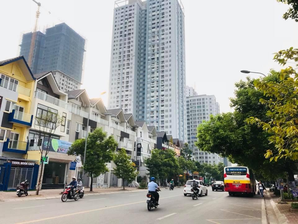 Dự án Chung cư A10 Nam Trung Yên trong quần thể KĐT sang trọng