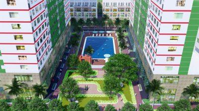 Dự án Chung cư IEC Complex Trần Thủ Độ Tứ Hiệp Thanh Trì