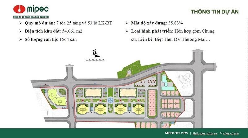 Mipec City View mở bán 28 lô Liền kề kinh doanh tốt, mặt tiền 5,5m