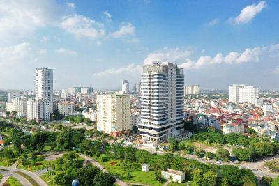 Chung cư Fraser Residence Hà Nội liền kề Ngoại Giao Đoàn