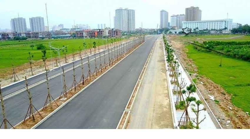 Đường chiến lựợc Xa La - Nguyễn Xiển rộng 68m