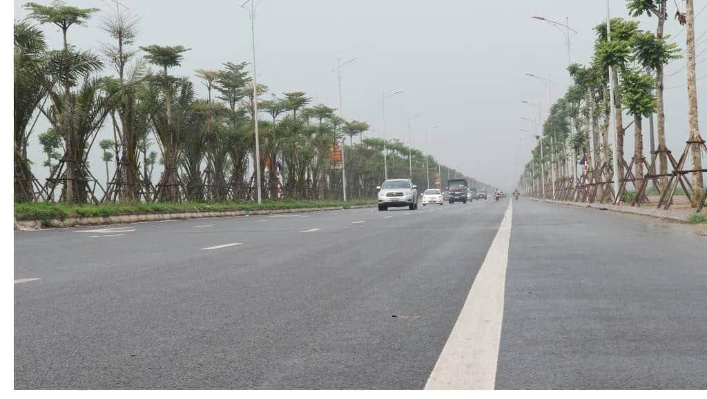Đại lộ Chu Văn An 68m thông Xa La - Nguyễn Xiển