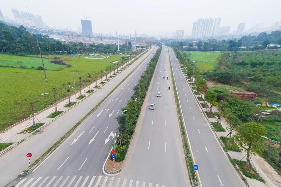Nguyễn Xiển - Kiến Hưng Luxury chỉ 3,7km