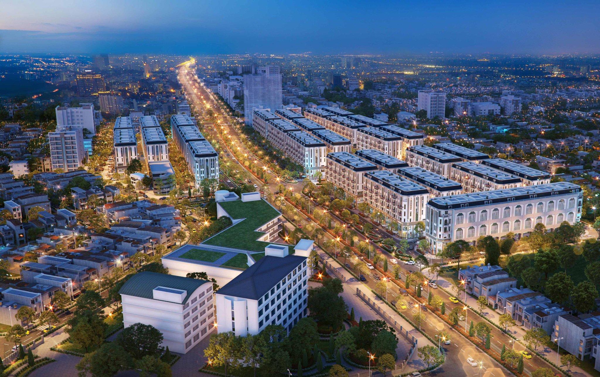 Dự án Himlam Vạn Phúc - Paris giữa lòng phố Lụa