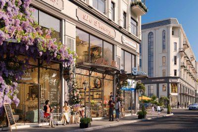 Shophouse Liền Kề Himlam Vạn Phúc Luxury Residence 2021