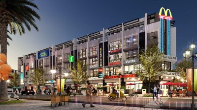 Dự án Shophouse Liền kề S-Downtown Thanh Trì mặt đường Phan Trọng Tuệ