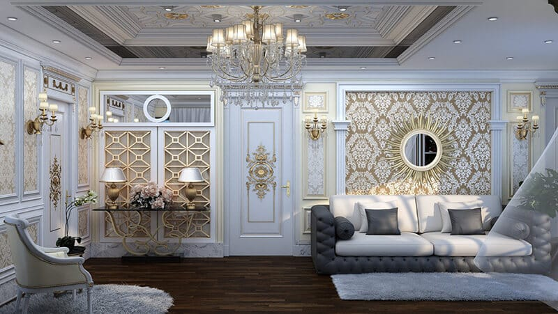 Không gian nghỉ ngơi Nhà phố kinh doanh Paris Elysor