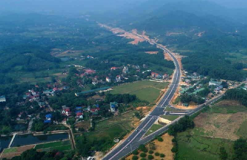 Cao tốc Hòa Lạc - Hòa Bình rút thời gian di chuyển Hà Nội - Hòa Bình còn 60 phút