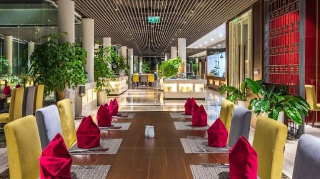 Nhà hàng Á Âu Flamingo Crown Thanh Hóa