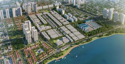 Biệt thự Liền kề Louis City Hoàng Mai 54 Tân Mai – Hoàng Mai 2020