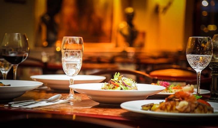 Quý cư dân Louis City Hoàng Mai thưởng thức hương vị ẩm thực Pháp hàng ngày