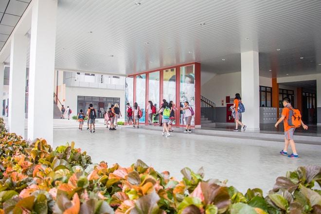 Trường liên cấp Louis City Hoàng Mai dành riêng cho cư dân Liền kề, Biệt thự