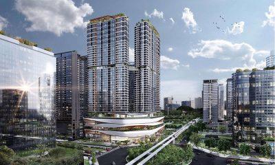 Chung cư Han Jardin N01 T6 N01 T7 Ngoại Giao Đoàn 2020