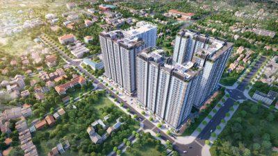 Chung cư Hưng Thịnh Linh Đàm – Khu đô thị Tây Nam Linh Đàm