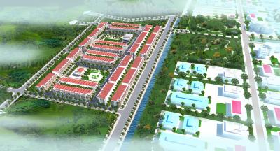 Dũng Liệt Green City Yên Phong Dự án Đất nền Liền kề Biệt thự