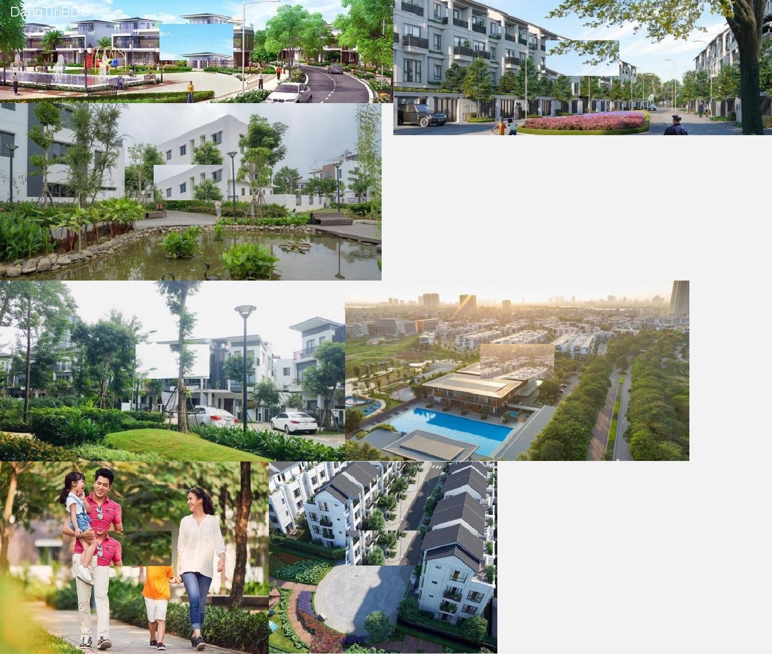 Hệ thống tiện ích cao ấp Dung Liệt Green City
