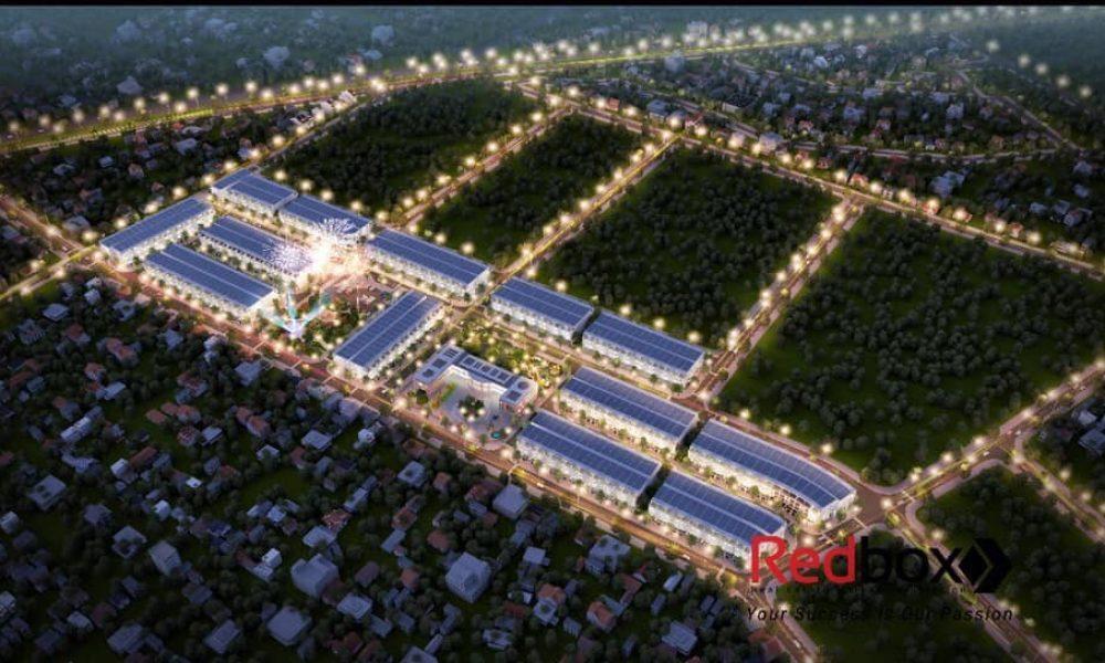 Phối cảnh đêm Dự án Yên Phụ New Life Bắc Ninh